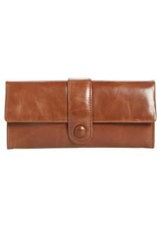 Hobo International Hobo Lex Continental Leather Wallet