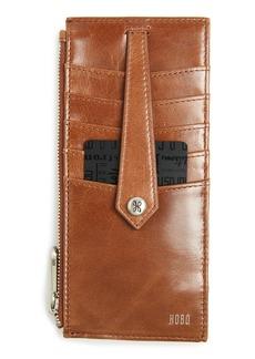 Hobo International Hobo 'Linn' Leather Card Case