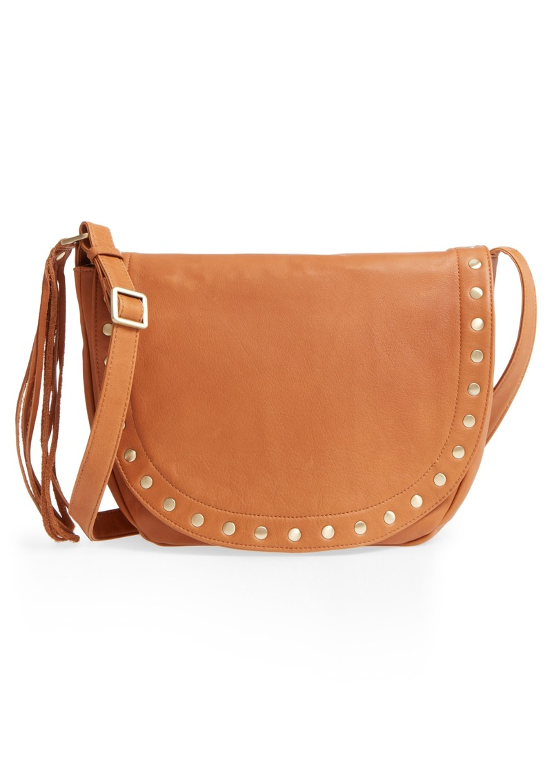 7c87d61f2250 Hobo International Hobo Maverick Studded Leather Saddle Bag