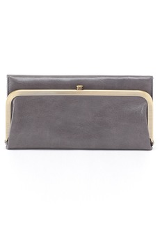 Hobo International Hobo Rachel Leather Frame Wallet