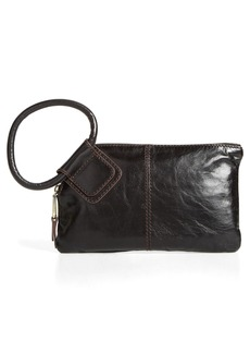 Hobo International Hobo Sable Calfskin Leather Clutch