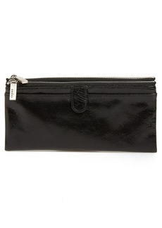 Hobo International Hobo 'Taylor' Glazed Leather Wallet
