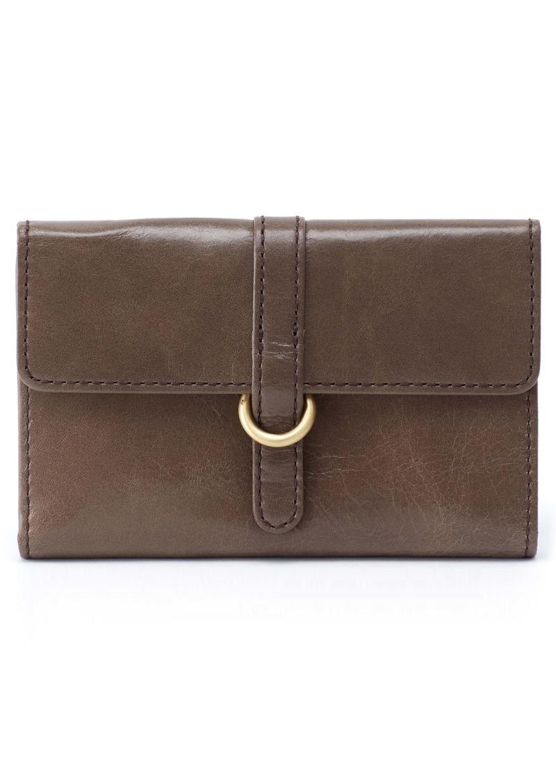 Hobo International Hobo Vinn Leather Trifold Wallet