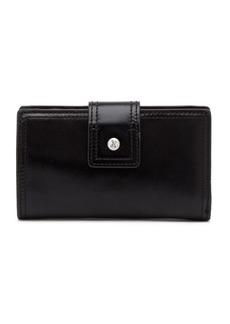Hobo International Kiana Leather French Wallet