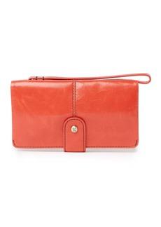 Hobo International Marshal Leather Wristlet Wallet