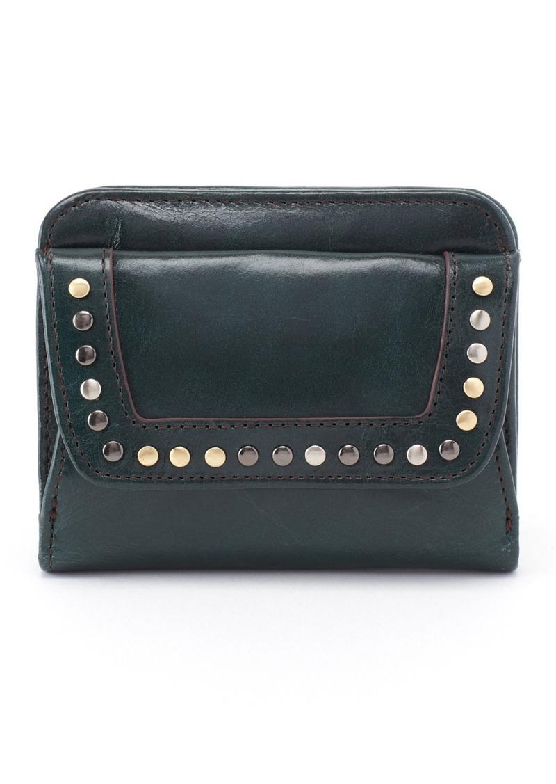 Hobo International Pep Leather Studded Bifold Wallet