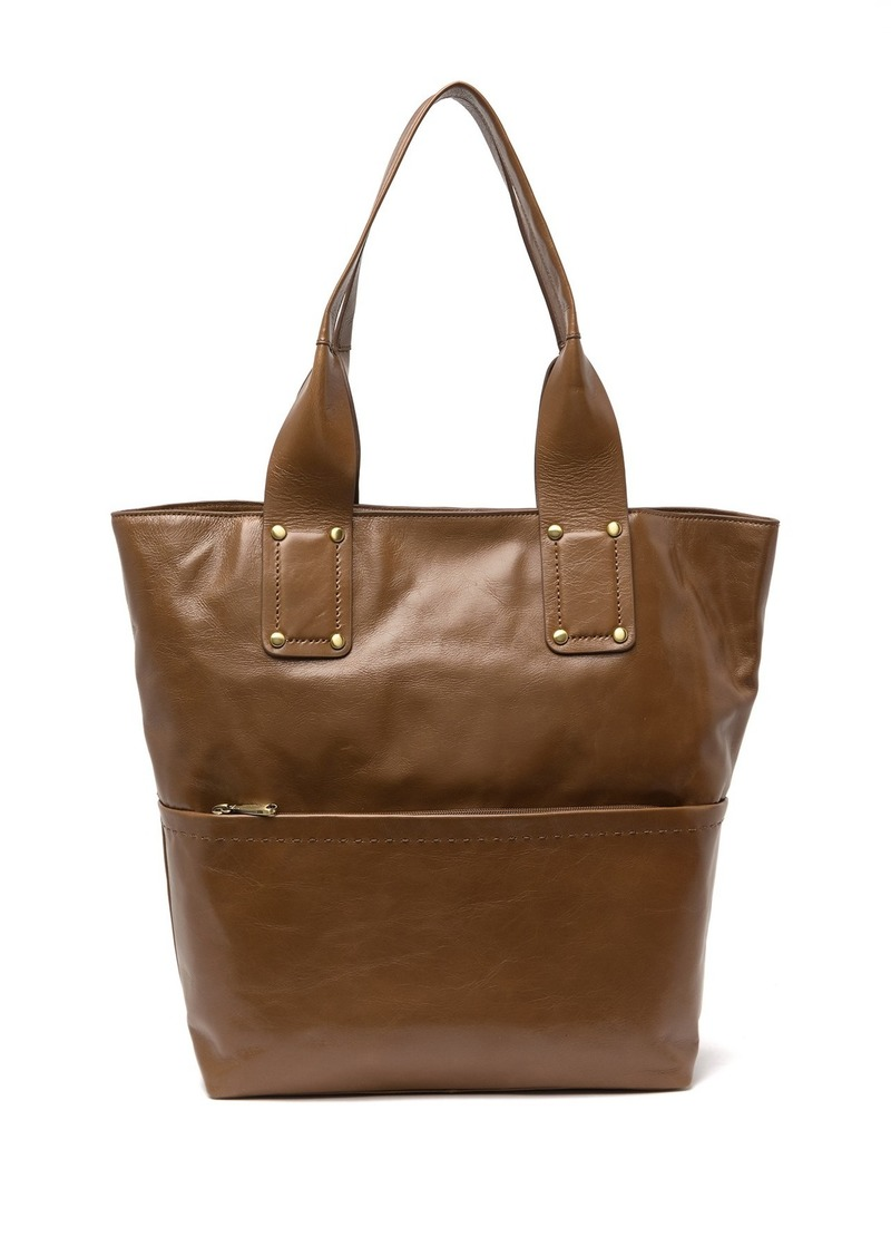 Hobo International Pillar Leather Tote Bag
