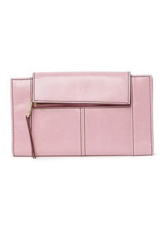 Hobo International Pivot Leather Wallet