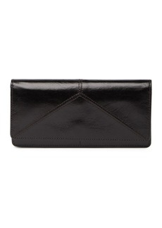 Hobo International Savor Snap Closure Leather Wallet