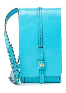 Hobo International Token Leather Crossbody Bag
