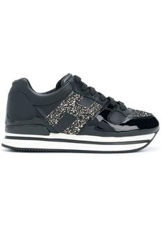 Hogan flatforme low-top sneakers
