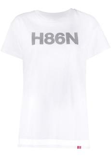 Hogan graphic-print crew neck T-Shirt