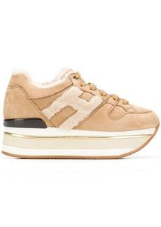 Hogan H platform sneakers
