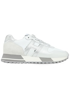 Hogan H3838  Leather Sneakers