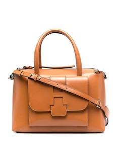 Hogan medium leather tote bag