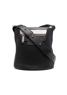 Hogan mesh-panelled shoulder bag