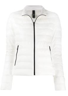 Hogan zipped padded jacket