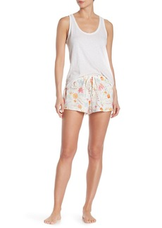 Honeydew French Terry Lounge Shorts