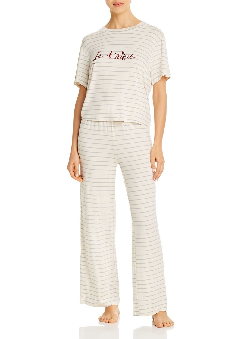 Honeydew All American Pajama Set