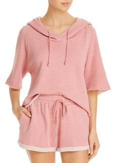 Honeydew Cotton French Terry Mornin' Gear Sleep Sweatshirt