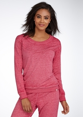 Honeydew Intimates + Burnout French Terry Knit Sweatshirt
