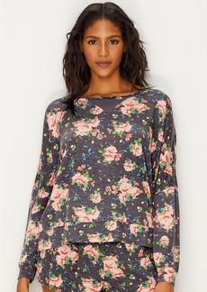 Honeydew Intimates + Starlight Knit Lounge Sweatshirt