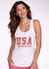 Honeydew Intimates + Undrest USA Print Tank