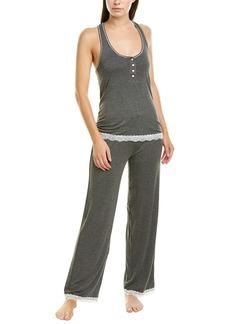 Honeydew Intimates 2Pc Sweatheart Pajama Set