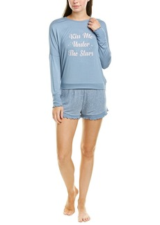 Honeydew Intimates 2Pc Wonder Love Pajama Short Set