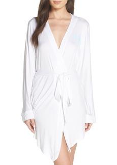 Honeydew Intimates Wifey Jersey Robe