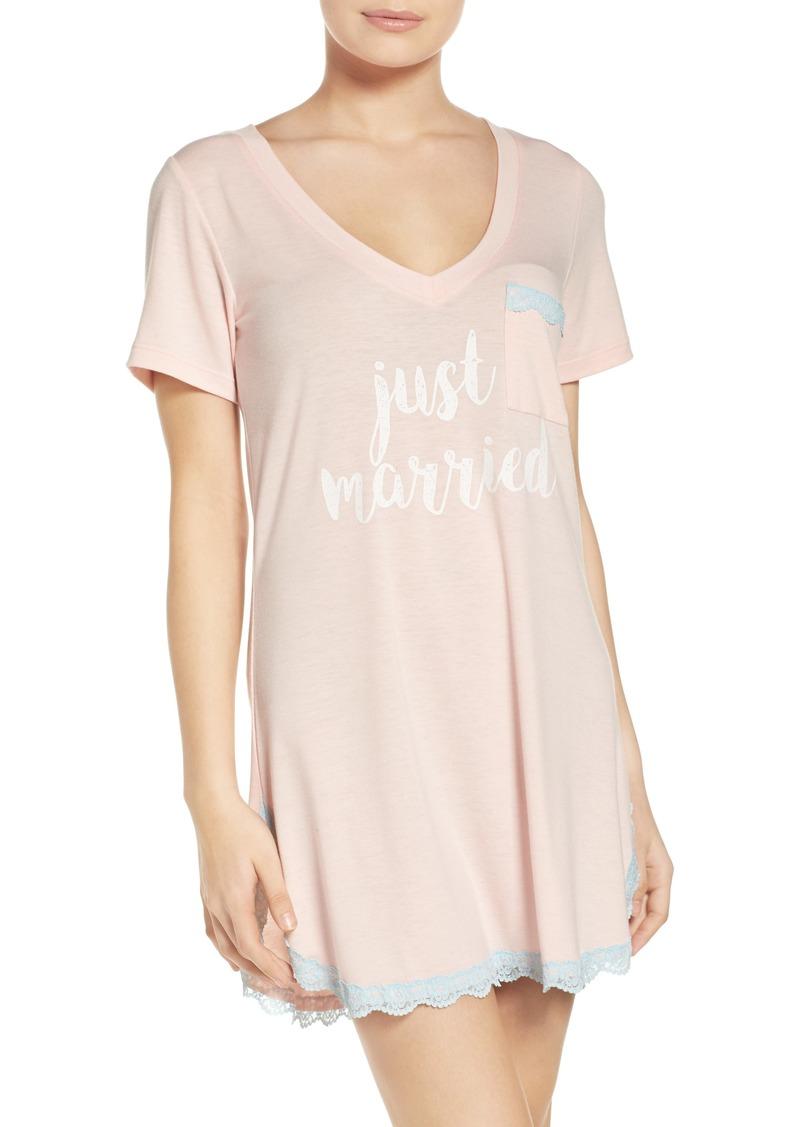 c7f31f2aaba8 Honeydew Honeydew Intimates 'All American' Sleep Shirt (2 for $60 ...