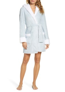 Honeydew Intimates All Ears Hooded Fleece Short Robe