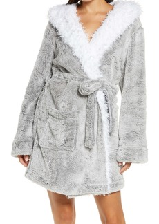 Honeydew Intimates Be Mine Hooded Robe