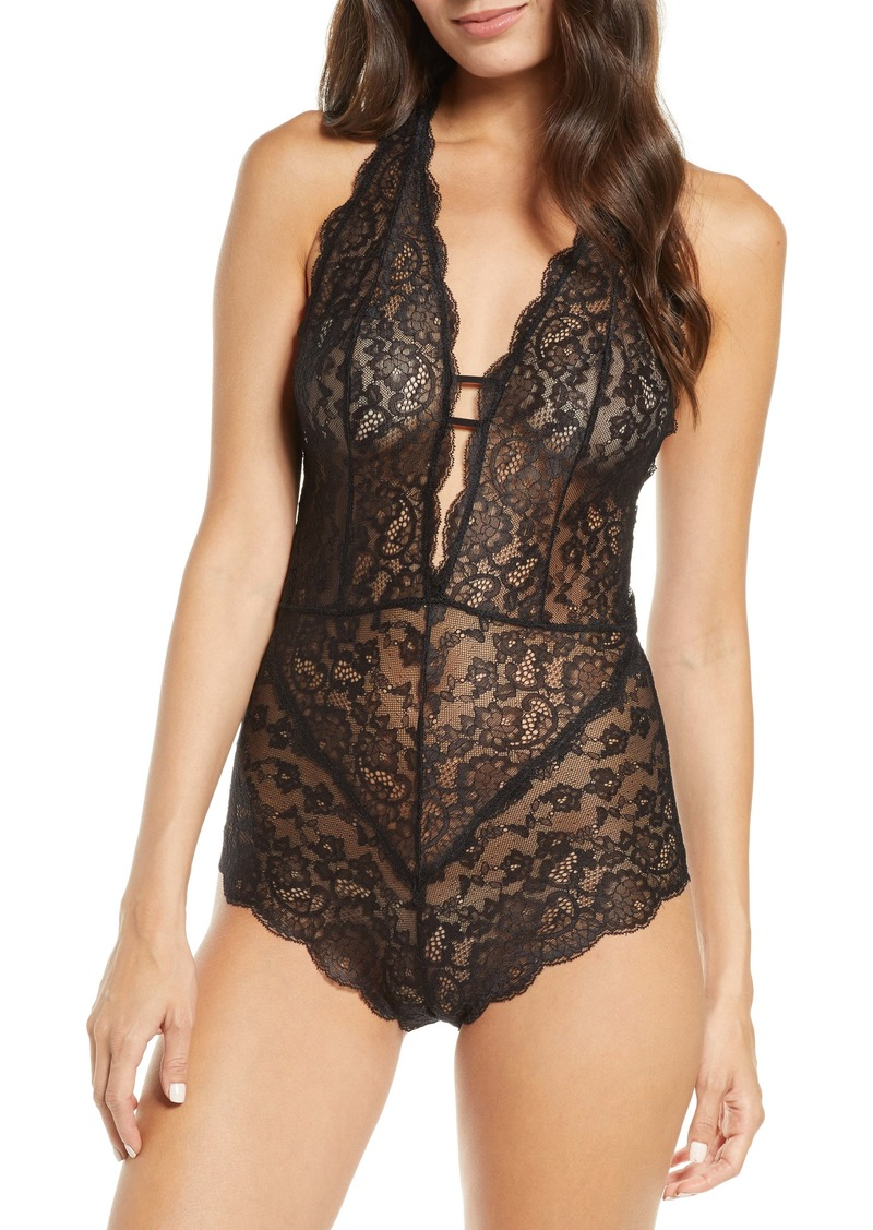 Honeydew Intimates Cassandra Lace Bodysuit