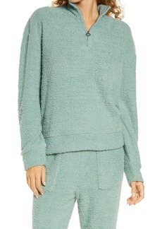 Honeydew Intimates Comfort Queen Quarter Zip Pullover
