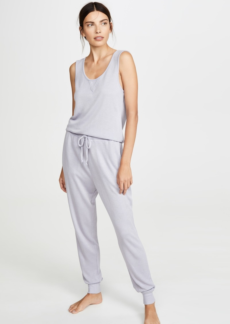 Honeydew Intimates Fall Forever Lounge Jumpsuit