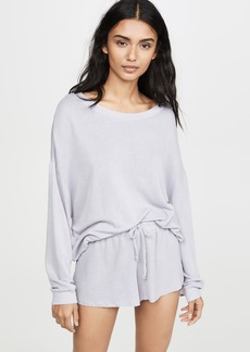 Honeydew Intimates Fall Forever Lounge Sweater