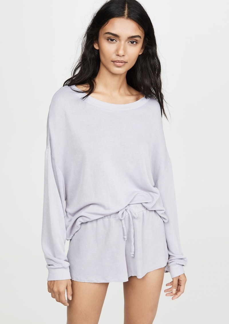 Honeydew Intimates Fall Forever Lounge Sweatshirt