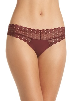 Honeydew Intimates Skinz Lace Thong