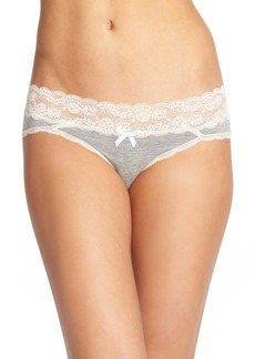 Honeydew Intimates Lace Waistband Hipster Panties (3 for $33)