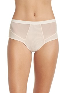 Honeydew Intimates Layered Mesh Hipster Panties