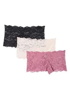 Honeydew Intimates Margo Assorted 3-Pack Tanga Hipster Panties
