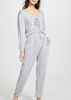 Honeydew Intimates R&R Lounge Jumpsuit