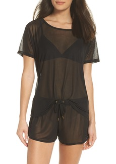 Honeydew Intimates Sheer Jersey Tee