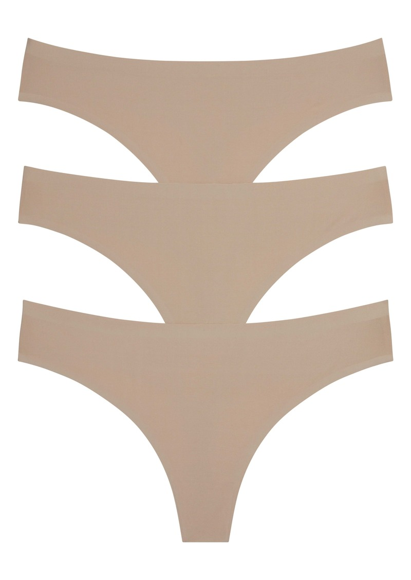 Honeydew Intimates Skinz 3-Pack Thong