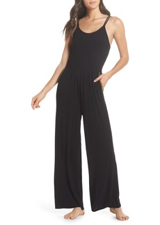 Honeydew Intimates Smocked Lounge Jumpsuit