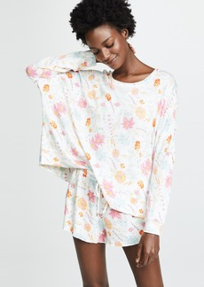 Honeydew Intimates Starlight French Terry Lounge Sweatshirt