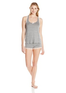 Honeydew Intimates Women's All American Shorty Pajama Set