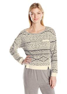 Honeydew Intimates Women's Forget Me Not Sweatshirt