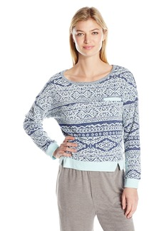 Honeydew Intimates Women's Forget Me Not Sweatshirt